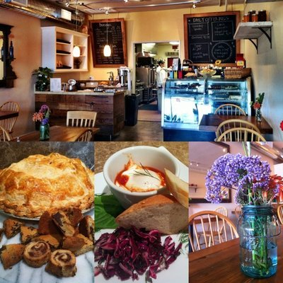 Humble Bee Bakery & Cafe -